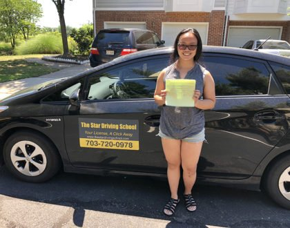 Driving Lessons From a Northern Virginia School